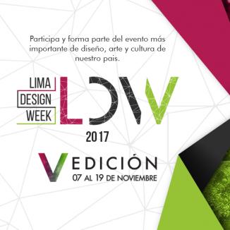 Lima Desig Week 2017